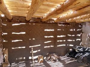 Taos Pueblo Inside
