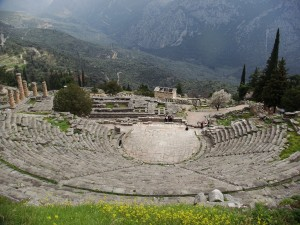 Theater of Delphi