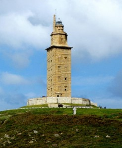 Tower of Hercules Images