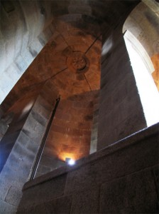 Tower of Hercules Inside