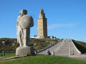 Tower of Hercules Photos