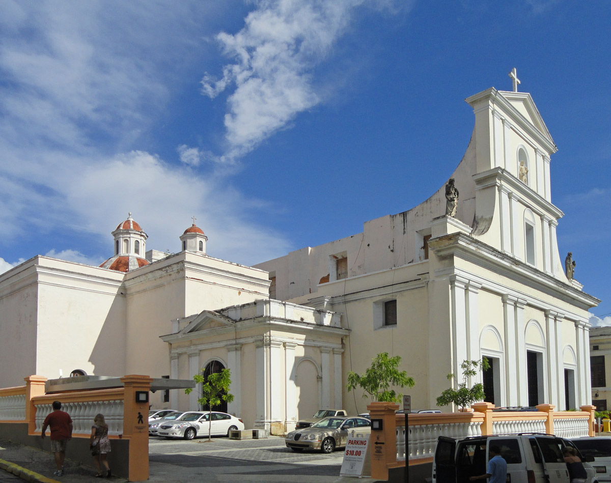 Cathedral Of San Juan Bautista Historical Facts And