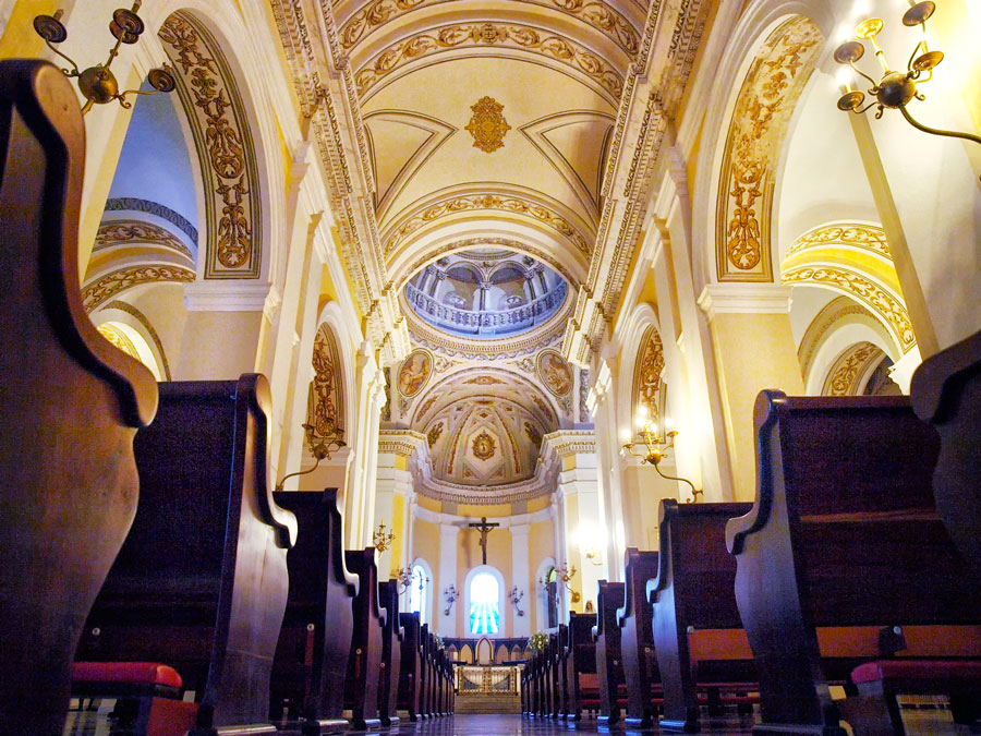 Cathedral of San Juan Bautista Historical Facts and Pictures | The ...