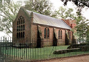 Jamestown Church