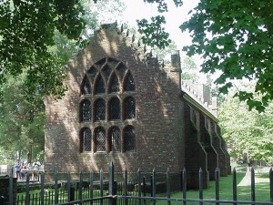 Jamestown Church Pictures