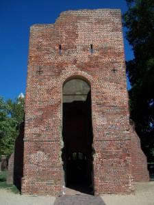 Jamestown Church Tower