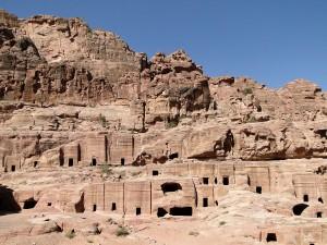 Street of Facades Petra
