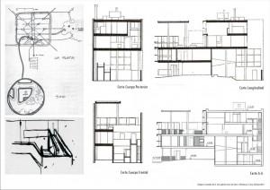 Casa Curutchet House Plan