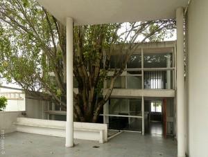 Interior of Casa Curutchet