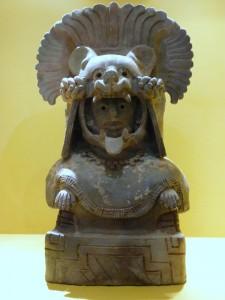 Jaguar Goddess of Monte Alban