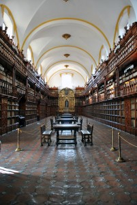 Palafoxiana Library Interior