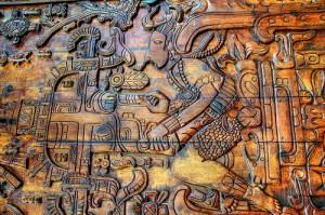 Palenque Astronaut
