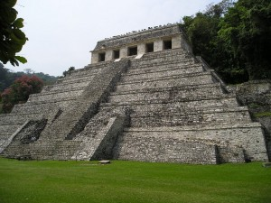 Palenque Temple of Inscriptions