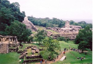 Pre Hispanic City and National Park of Palenque