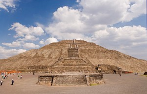 Teotihuacan Pyramid of the Sun