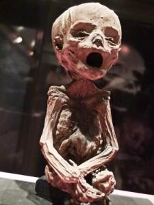 Guanajuato Mexico Mummies