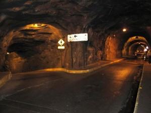 Guanajuato Tunnels Inside