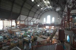 Hidalgo Market Inside