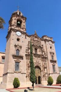 La Valenciana Church