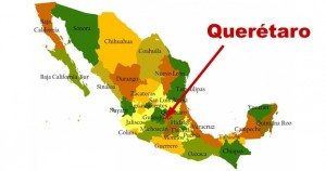 Queretaro Map