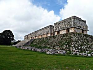 Uxmal Governor Palace