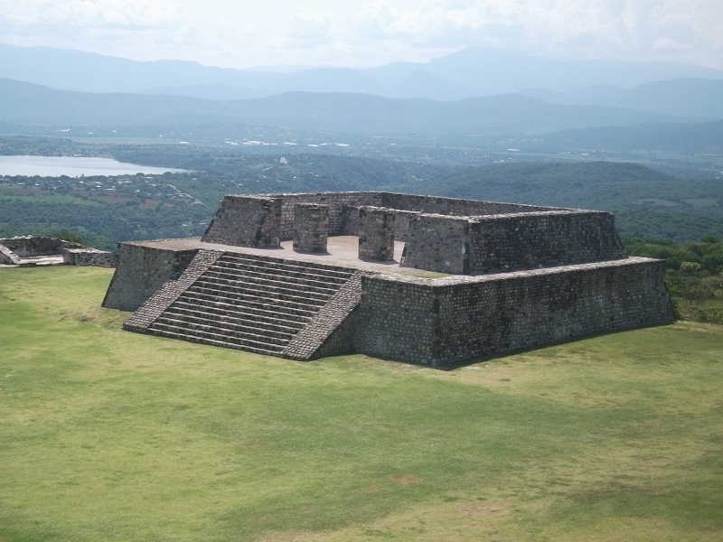 archaeological zone of xochicalco historical facts and pictures the history hub. Black Bedroom Furniture Sets. Home Design Ideas