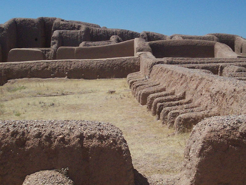 Archaeological zone of paquime casas grandes historical facts and pictures the history hub - Fotos de casas grandes ...