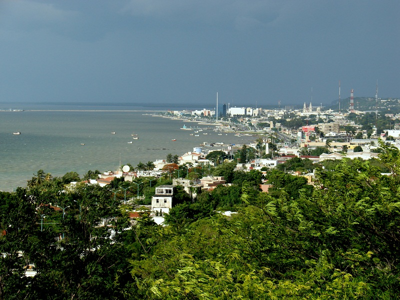Visit Campeche, recognized by UNESCO as historic fortified ...   Campeche City Monuments