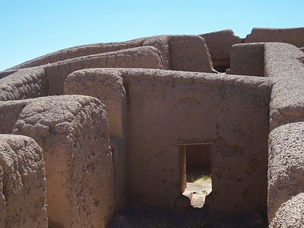Archaeological Zone Of Paquime Casas Grandes Historical