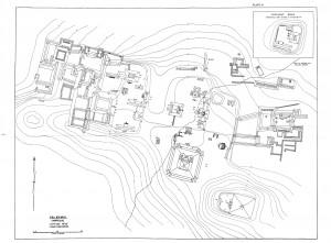 Calakmul Map