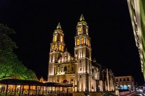 Campeche Night View