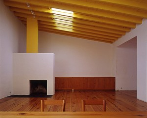 Inside of Luis Barragan House and Studio