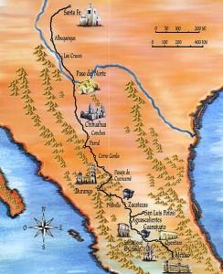 Camino Real de Tierra Adentro