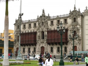 Archbishop's Palace Lima