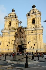 Convent of San Francisco Lima
