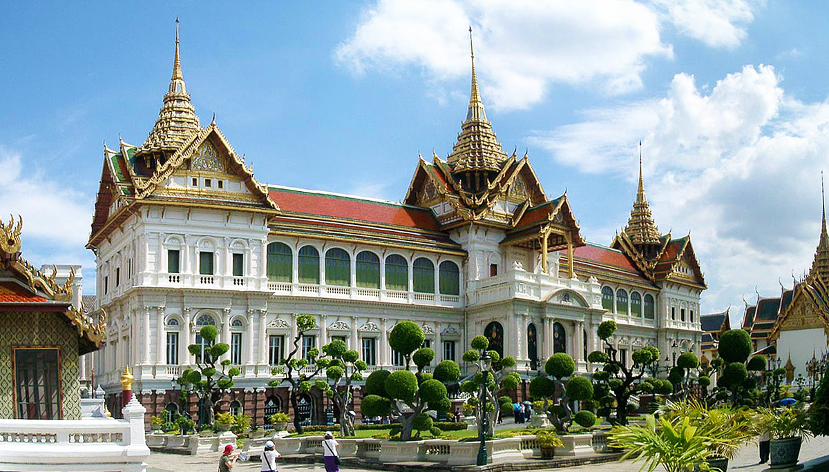Grand Palace Of Thailand Historical Facts And Pictures The History Hub