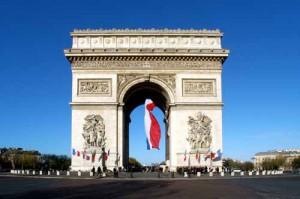 Arc de Triomphe Pictures
