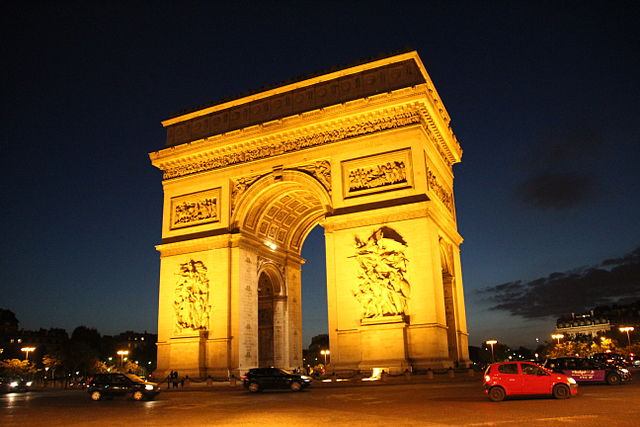 Arc De Triomphe Historical Facts And Pictures The