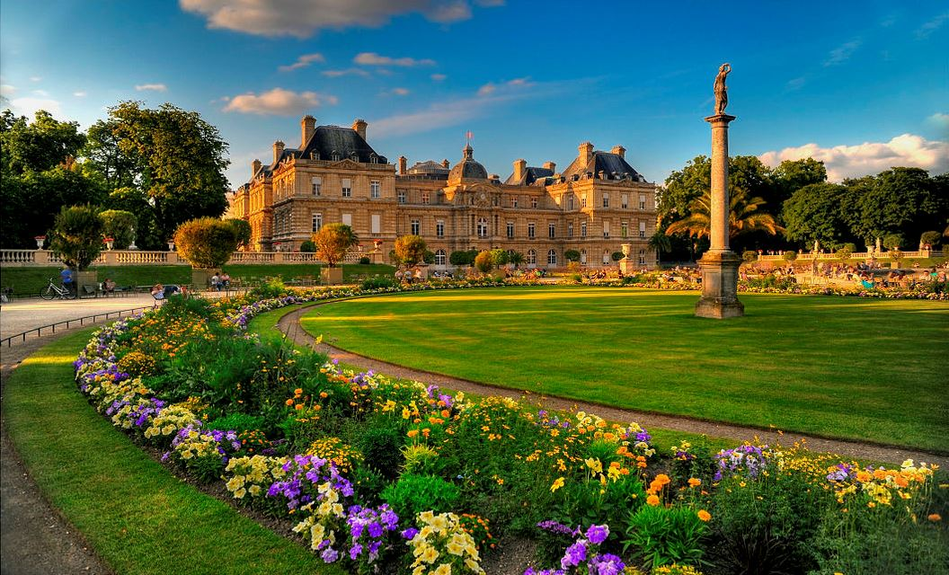 jardin du luxembourg historical facts and pictures the