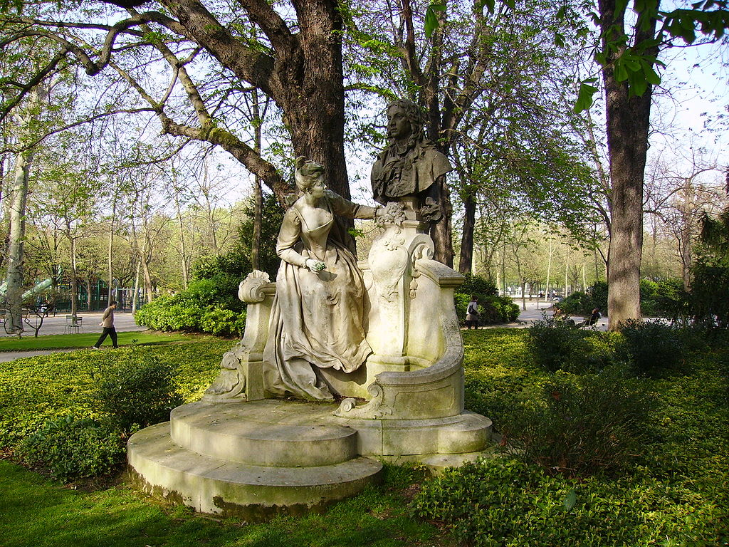 jardin du luxembourg historical facts and pictures the. Black Bedroom Furniture Sets. Home Design Ideas
