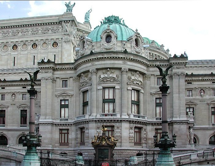 Palais Garnier Historical Facts And Pictures The History Hub