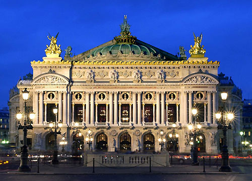 palais garnier historical facts and pictures the history hub. Black Bedroom Furniture Sets. Home Design Ideas