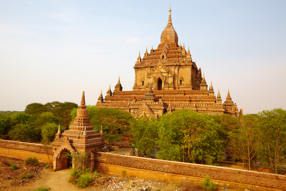 Ancient City of Bagan Historical Facts and Pictures | The ...