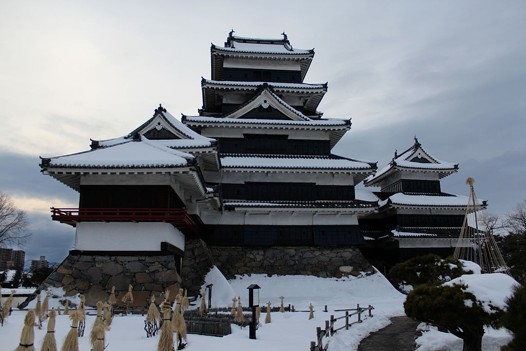 Matsumoto Castle Historical Facts and Pictures  The History Hub
