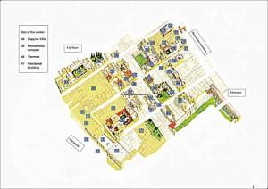 Herculaneum Map