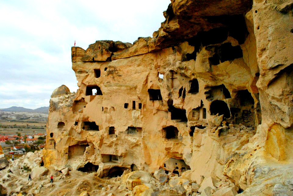Kaymakli Underground City Historical Facts and Pictures  The History Hub