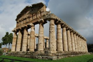 Temple of Athena Paestum