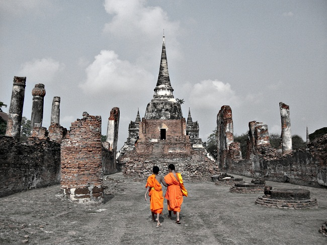 Wat Phra Si Sanphet Historical Facts and Pictures  The ...