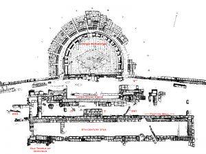 Theatre of Dionysus Plan