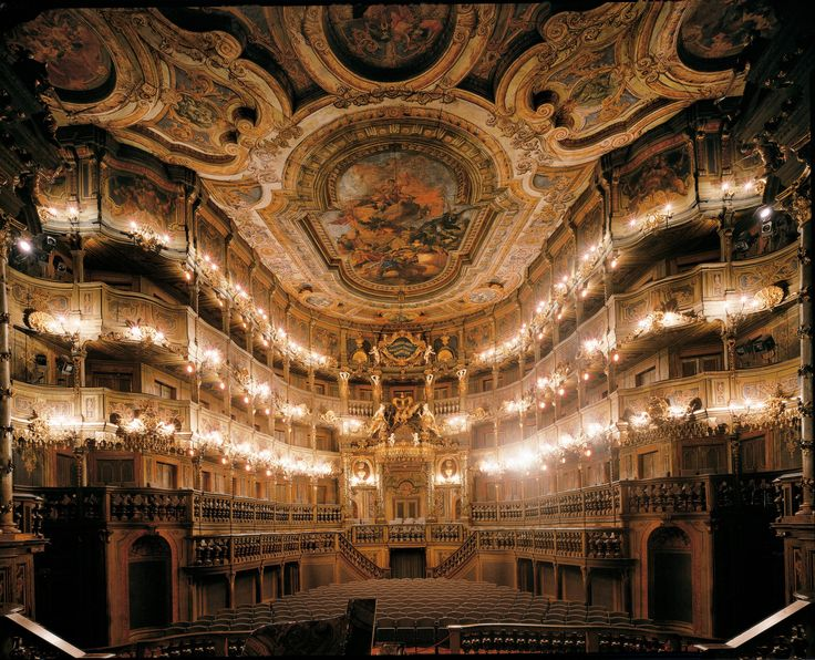 Margravial Opera House Historical Facts And Pictures The